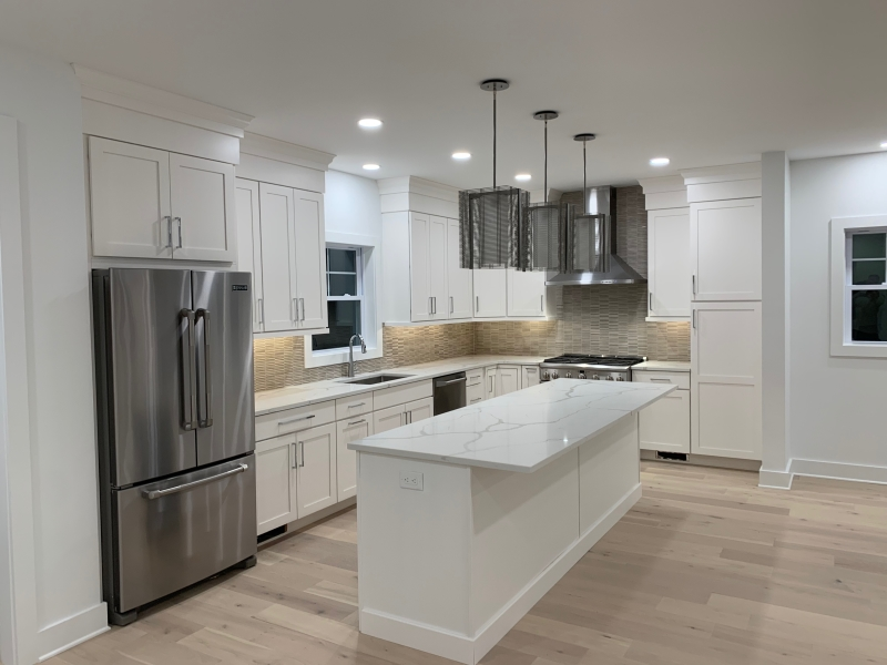 New construction - Portfolio Photo